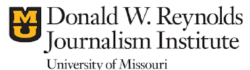 """The Donald W. Reynolds Journalism Institute (RJI) works with the news industry, professors, students and others to make sure journalism has a long and bright future. As a """"think-and-do"""" tank that opened its doors in 2008, RJI uses its guaranteed funding to work exclusively to strengthen journalism in the service of democracy. It's part of the Missouri School of Journalism."""